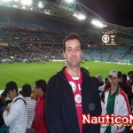 Andrews Pontes, no Telstra Stadium na Austrália