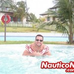 Jorge Vasconcelos no Beach Class Resort em Muro Alto